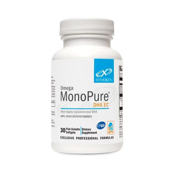 Xymogen Omega MonoPure DHA EC Bottle