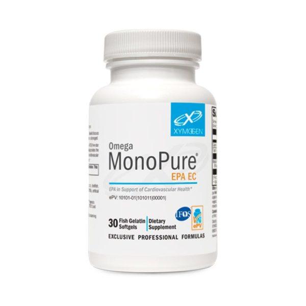 Xymogen Omega MonoPure EPA EC Bottle