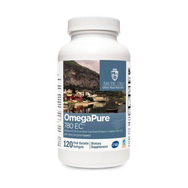 Xymogen OmegaPure 780 EC Bottle