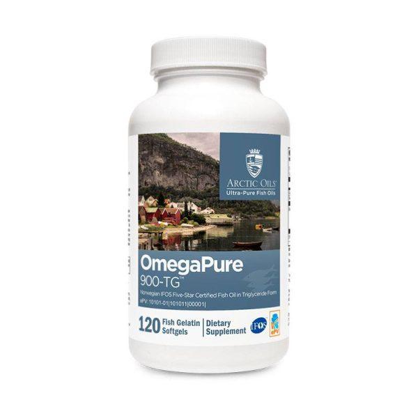 Xymogen OmegaPure 900-TG Bottle