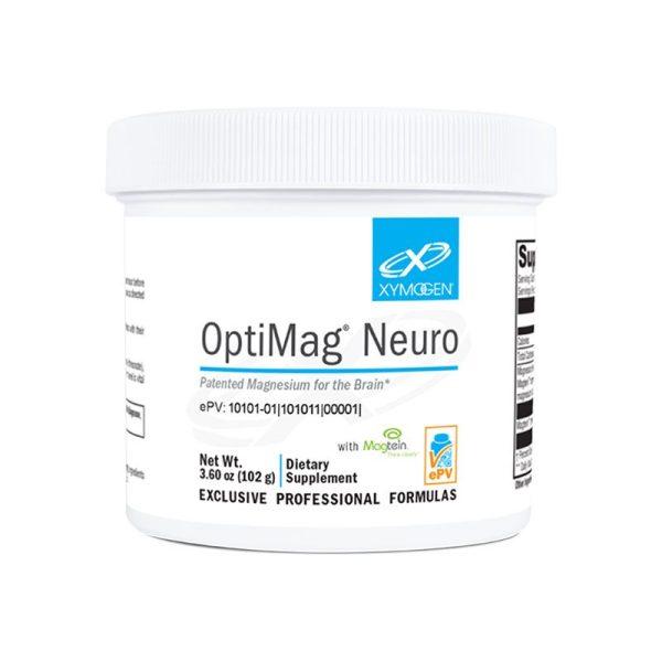 Xymogen OptiMag Neuro Unflavored Bottle