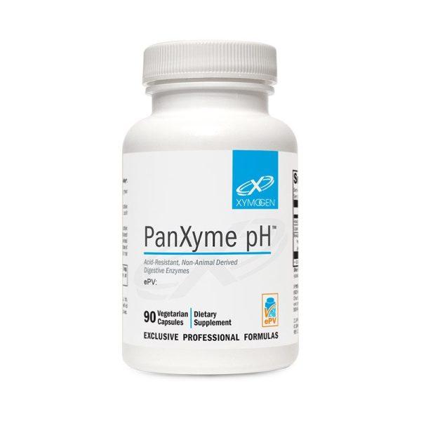 Xymogen PanXyme pH Bottle