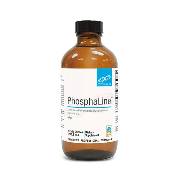 Xymogen PhosphaLine Liquid Bottle