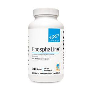 Xymogen PhosphaLine Bottle