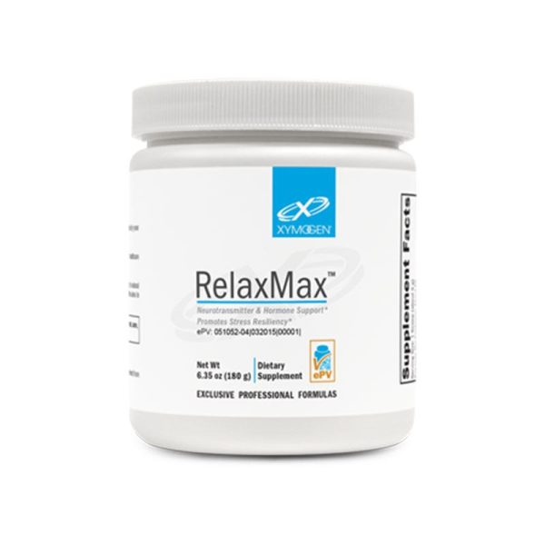 Xymogen RelaxMax (Unflavored) Bottle