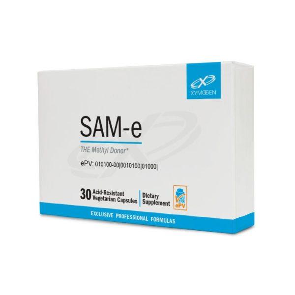 Xymogen SAM-e Box