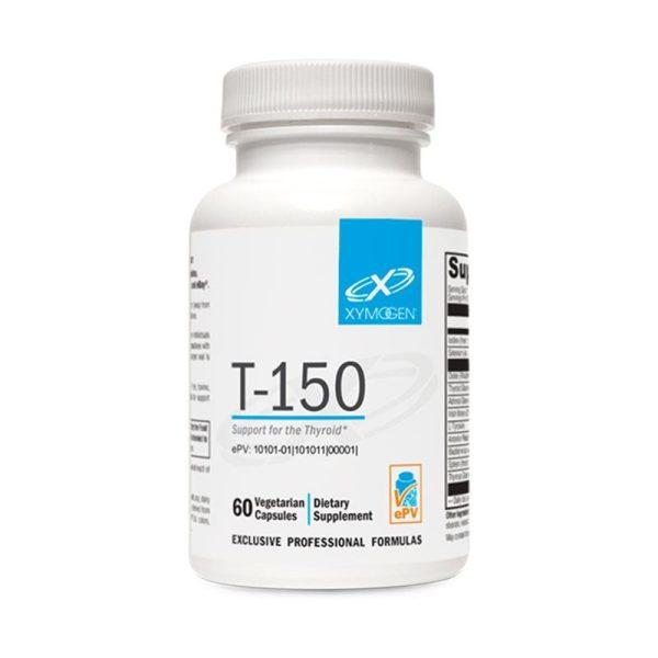 Xymogen T-150 Bottle
