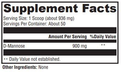 Xymogen UritraX Supplement Facts